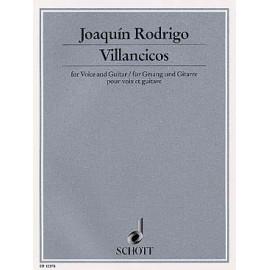 RODRIGO VILLANCICOS ED12378