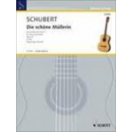 SCHUBERT DIE SCHÖNE MÜLLERIN GA466