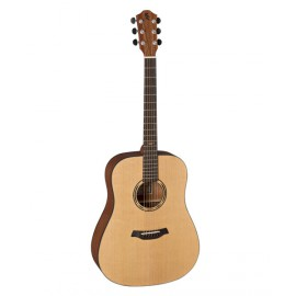GUITARE BATON ROUGE FOLK DREADNOUTH AR11CD