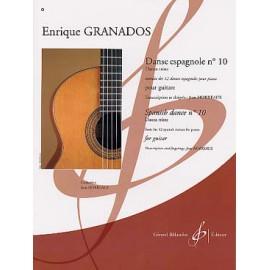 GRANADOS DANSES ESPAGNOLE N°10 GB7987