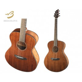 GUITARE BREEDLOVE DISCOVERY ACAJOU CONCERT