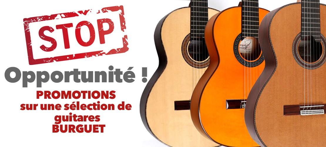Promo Burguet